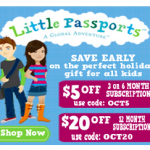 New Little Passports Coupon Codes!