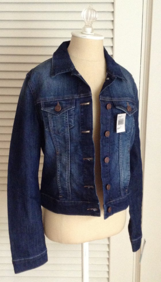 Stitch Fix Review - March 2014 Jacket