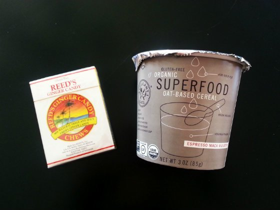 Bestowed Healthy Food Subscription Box Review - March 2014 Reeds