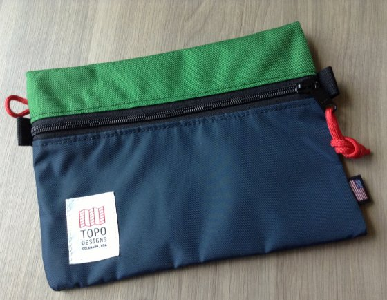 Grover & Friends Men's Clothing Subscription Review - May 2014 Pouch