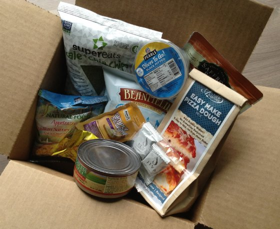 Vegan Cuts Snack Box Subscription Review - May
