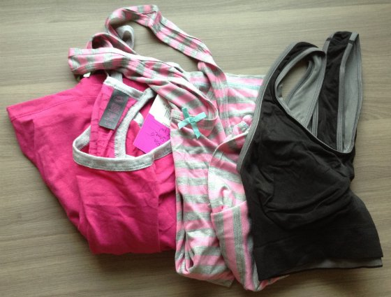 Wantable Intimates Subscription Box Review - May 2014 Items
