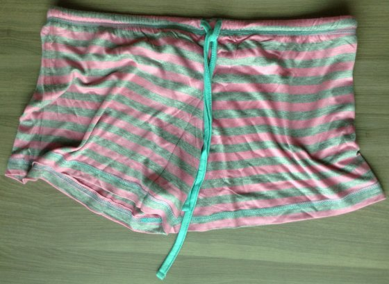 Wantable Intimates Subscription Box Review - May 2014 Shorts