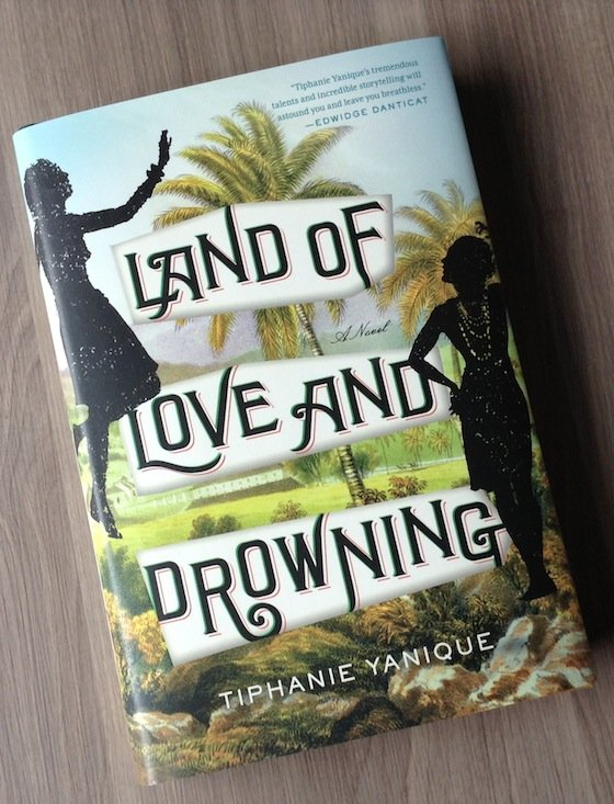 Riot Read Monthly Book Club Subscription Review #RRD02 Land of Love and Drowning