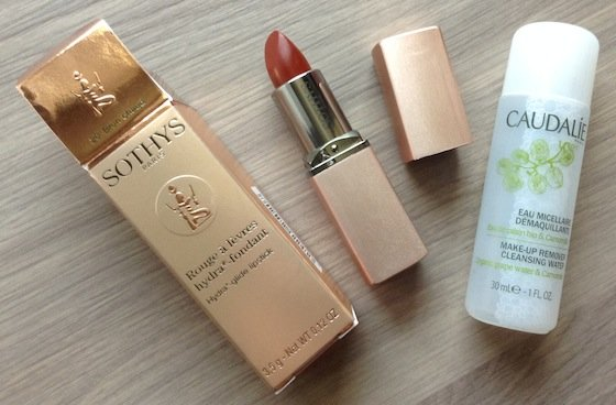 French Box Subscription Review - September 2014 Lipstick