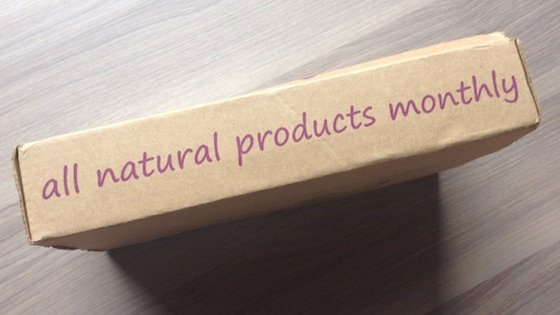 Eco Emi Deluxe Beauty Box Subscription Review - October 2014 Box
