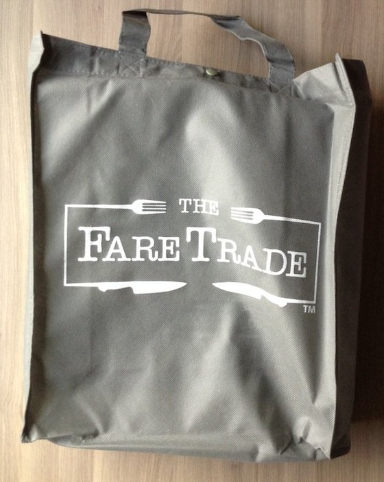 The Fare Trade Food Subscription Box Review – September 2014 Bag