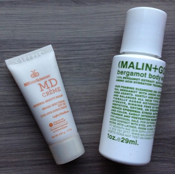 Sample Society Subscription Box Review – November 2014 Malin