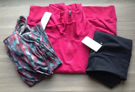 Fabletics Review & $25 Off Coupon – November 2014 OUtfit