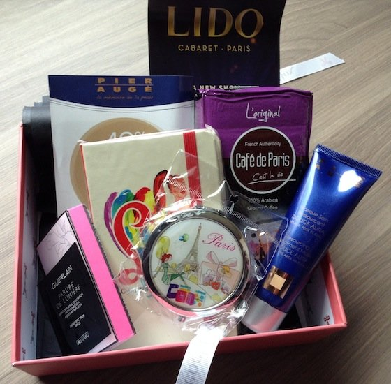 French Box Subscription Review – November 2014 Items