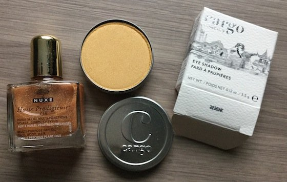 Blush Mystery Beauty Box Review – December 2014 Cargo