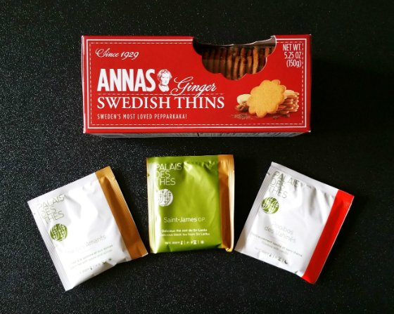 Try the World Subscription Box Review - December 2014 Annas