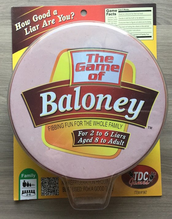 Awesome Pack Subscription Box Review – January 2015 Baloney