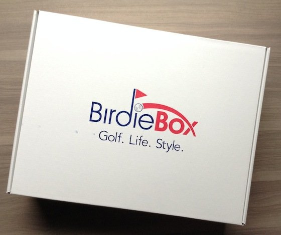 BirdieBox Golf Subscription Box Review - November 2014 Box