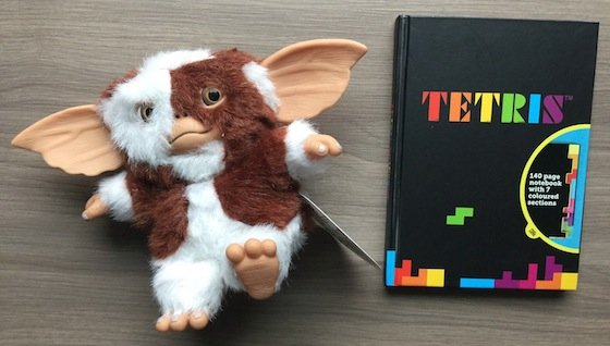 Nerd Block Subscription Box Review – December 2014 Tetris