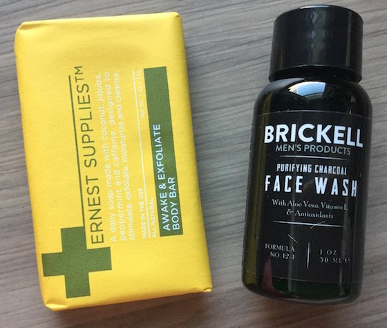 Birchbox Man Subscription Box Review – February 2015 Soap