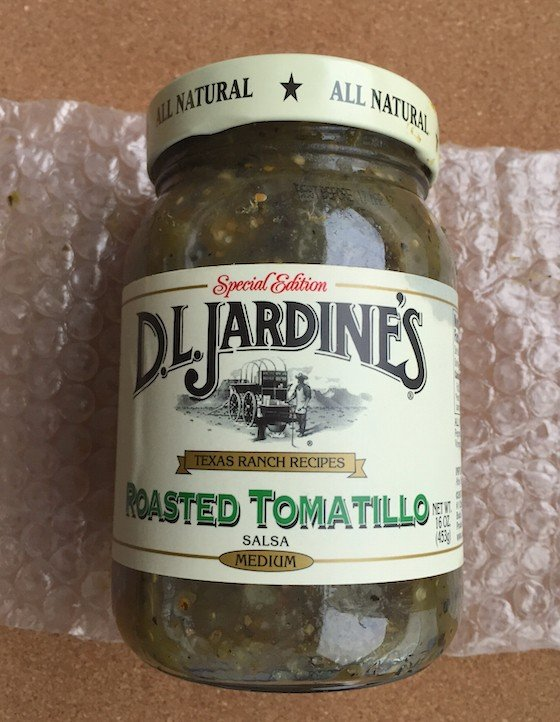 Hamptons Lane Subscription Box Review & Coupon – April 2015 - Salsa