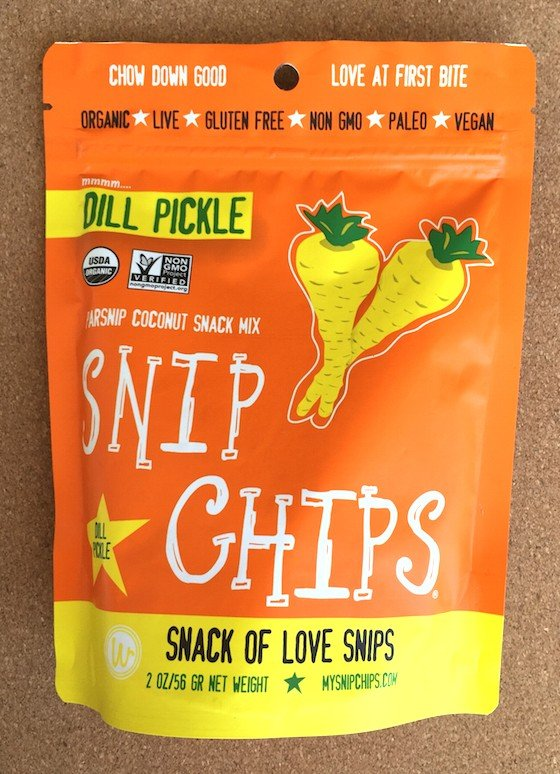 Paleo Life Box Review - April 2015 - Snip Chips