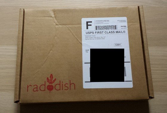 Raddish Kids Subscription Box Review – April 2015 Box