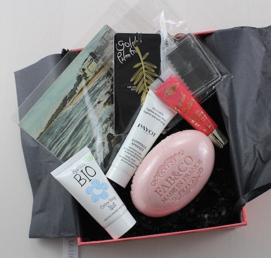 French Box Subscription Box Review – May 2015 Items