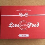Love with Food Subscription Box Review & Coupon – August 2015