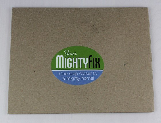 Mighty Fix Subscription Box Review – August 2015 Package