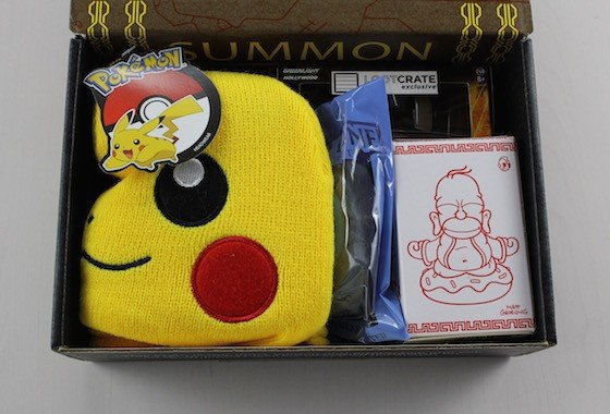 Loot Crate Subscription Box Review & Coupon September 2015 - All Items