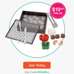 Free Grilling Toy + 20% Off First Month of Citrus Lane!