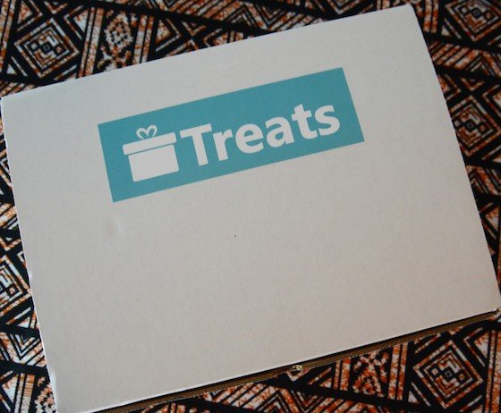Treats Subscription Box Review September 2015 - 2