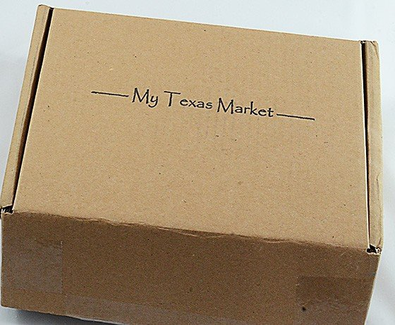 My Texas Market Monthly Subscription Box Review + Coupon October 2015 - 1