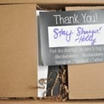 SCRIBEdelivery Subscription Box Review + Coupon – May 2016
