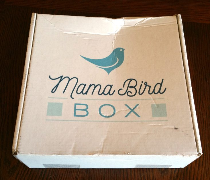 MAMA BIRD MONTH 9 BOX - BOX