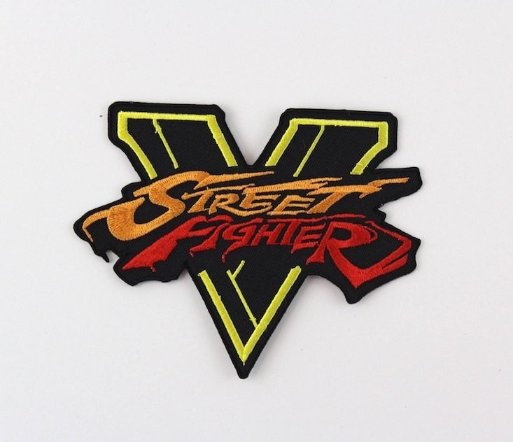 Nerd Block + IGN Limited Edition Block Review - Street Fighter patch
