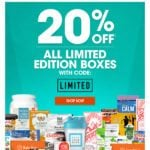 Bulu Box Coupon – 20% Off All Limited Edition Boxes!