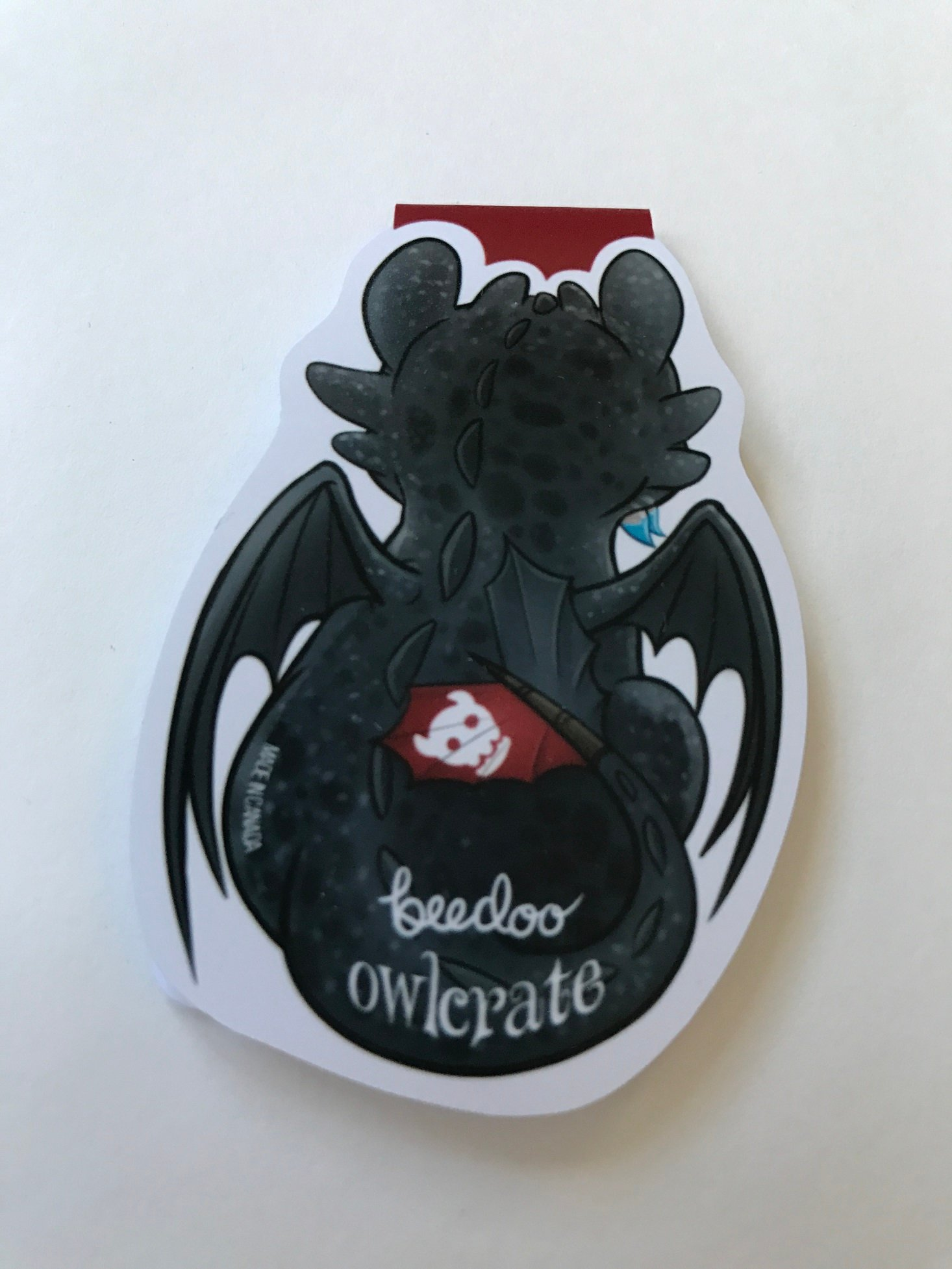 OwlCrate-Jr-March-2017-Bookmark3