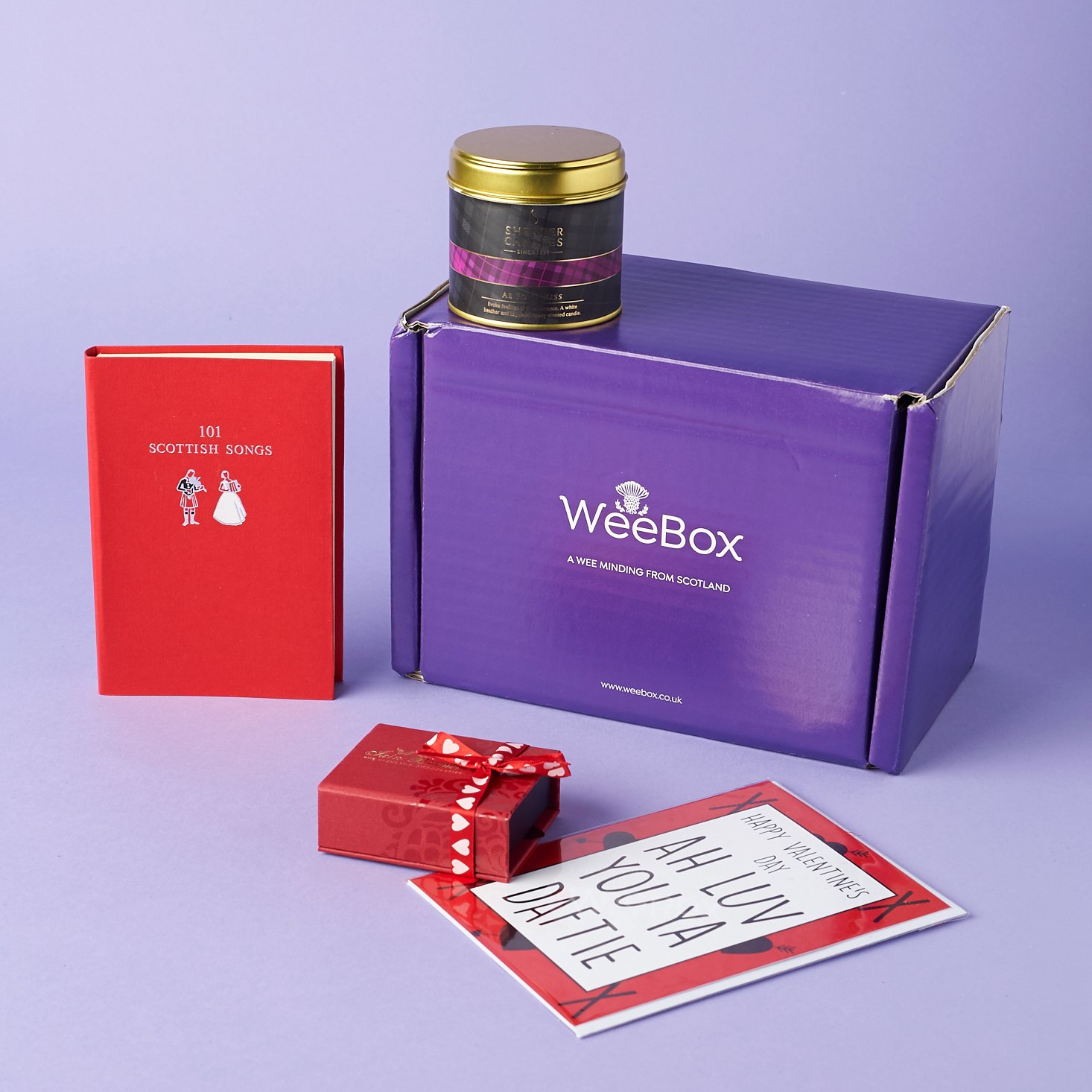 Read our review of the February 2017 WeeBox!