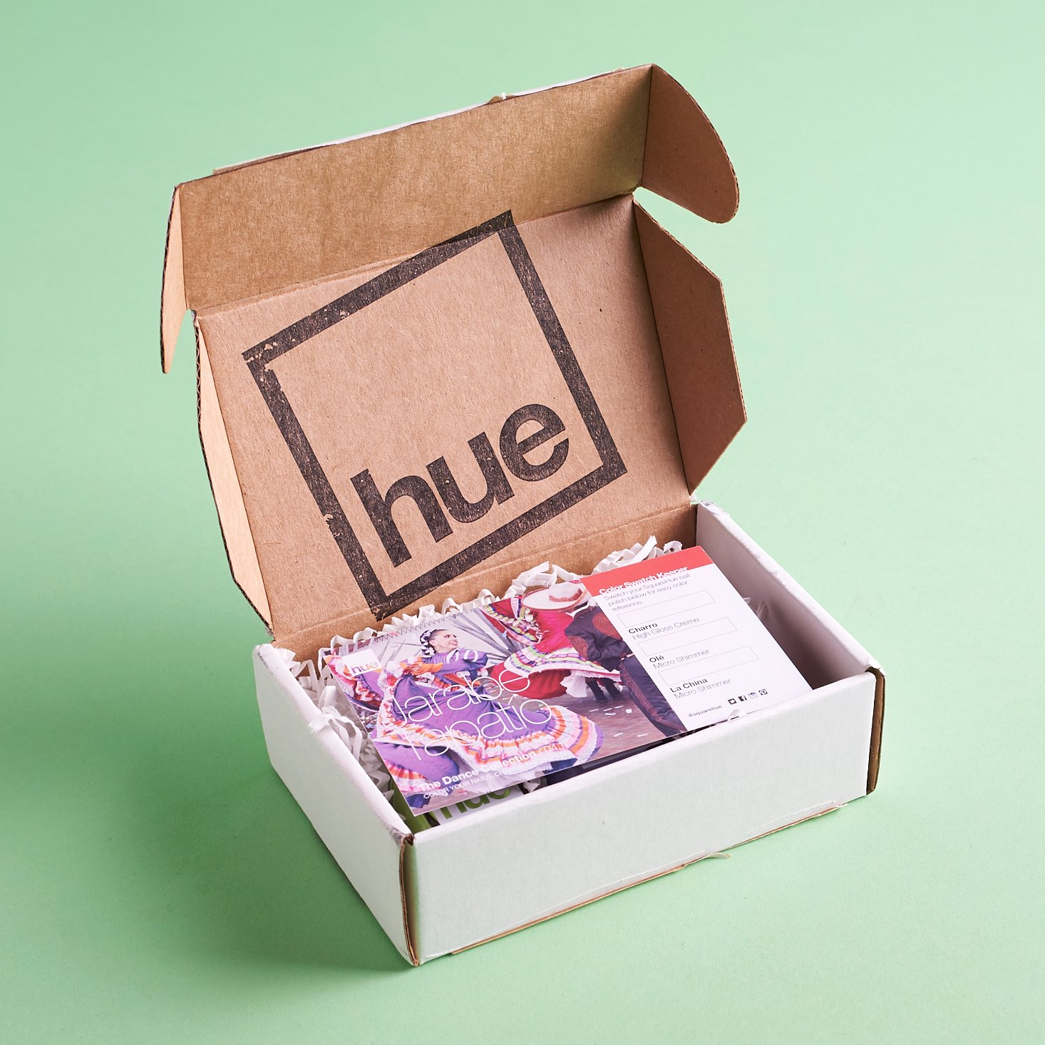 Square Hue April 2017 0001 Is A Monthly Nail Polish Subscription Box