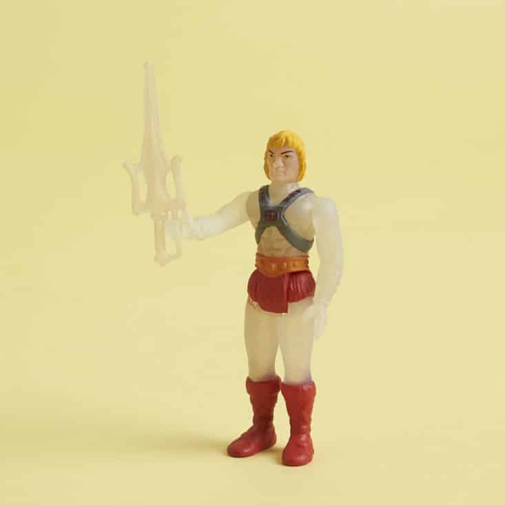 Sci Fan Block - May 2017 - He-Man figure out of the box