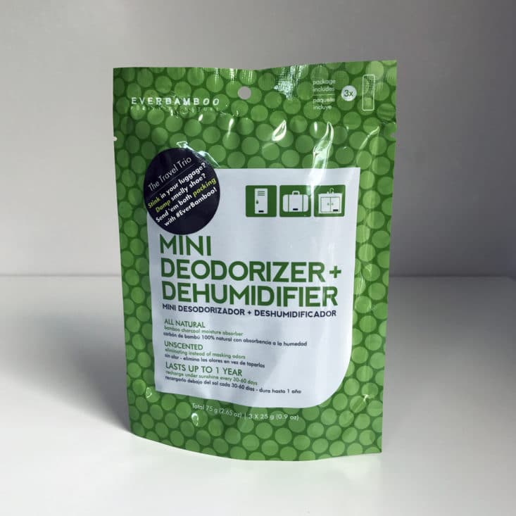 Ecocentric Mom June 2017 Mystery Box Review - Deodorizer Minis