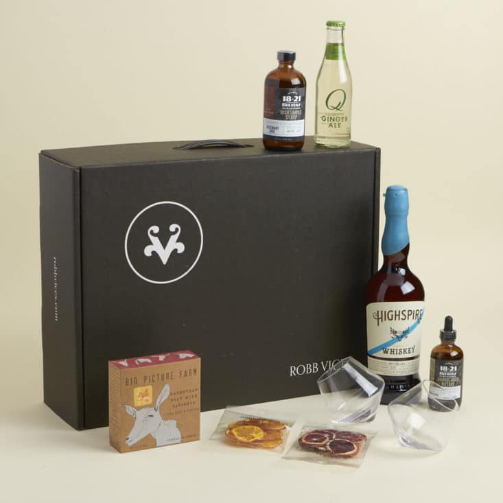 Subscription Boxes for Dad & Father's Day: Robb Vices