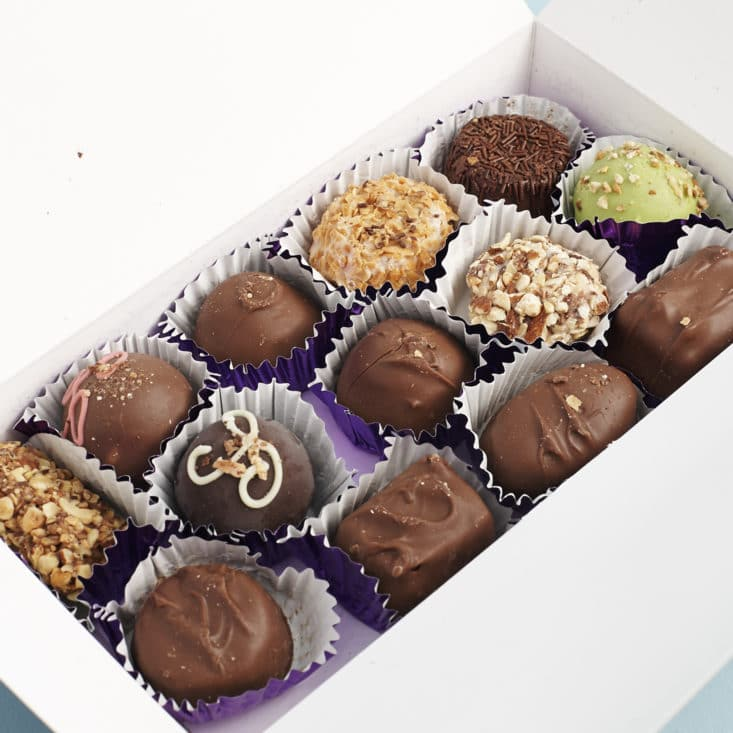 Meet Jackie's Chocolates, a subscription to satisfy all your chocolate cravings!