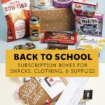 Back to School Subscription Boxes: 22 Ideas for Students of All Ages