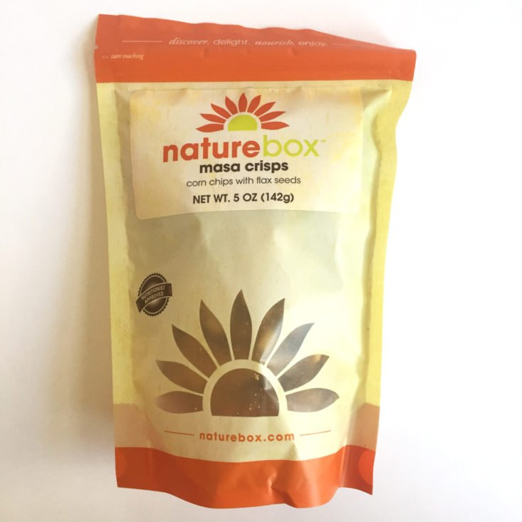 NatureBox Membership September 2017 - 0009