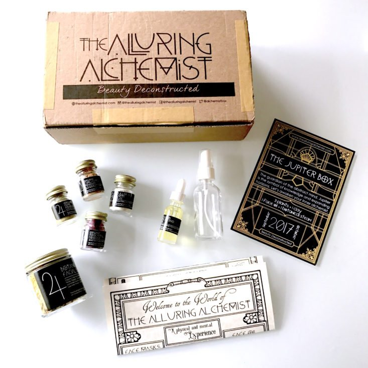 The Alluring Alchemist September 2017