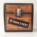 Mine Chest Minecraft Subscription Box Review – July/August 2017