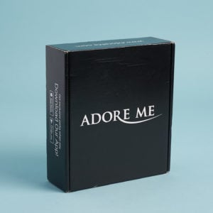 Adore Me Subscription Box Review + Coupon - October 2017