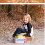 Little Pnuts Black Friday Coupon – 10% Off Subscriptions