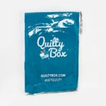 Quilty Box Subscription Box Review + Coupon – December 2017