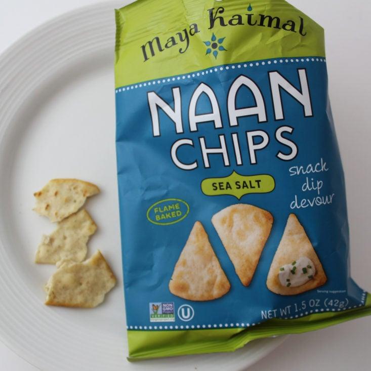 Maya Kaimal Naan Chips (1.5 oz)