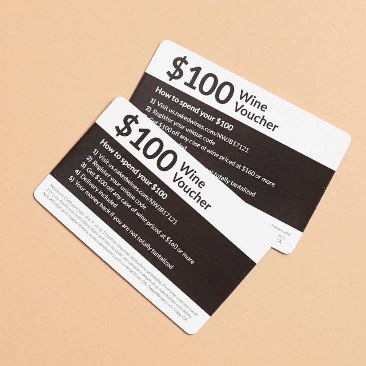 naked wines coupon